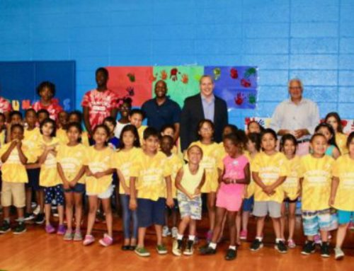 Stamford Family YMCA Awarded Grant to Send Kids to Camp