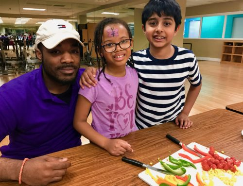 Stamford Family Y Awarded $25,000 YMCA of the USA Year-Round Food Grant!