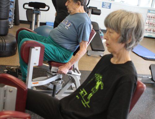 Senior 62+ Health & Fitness Week!
