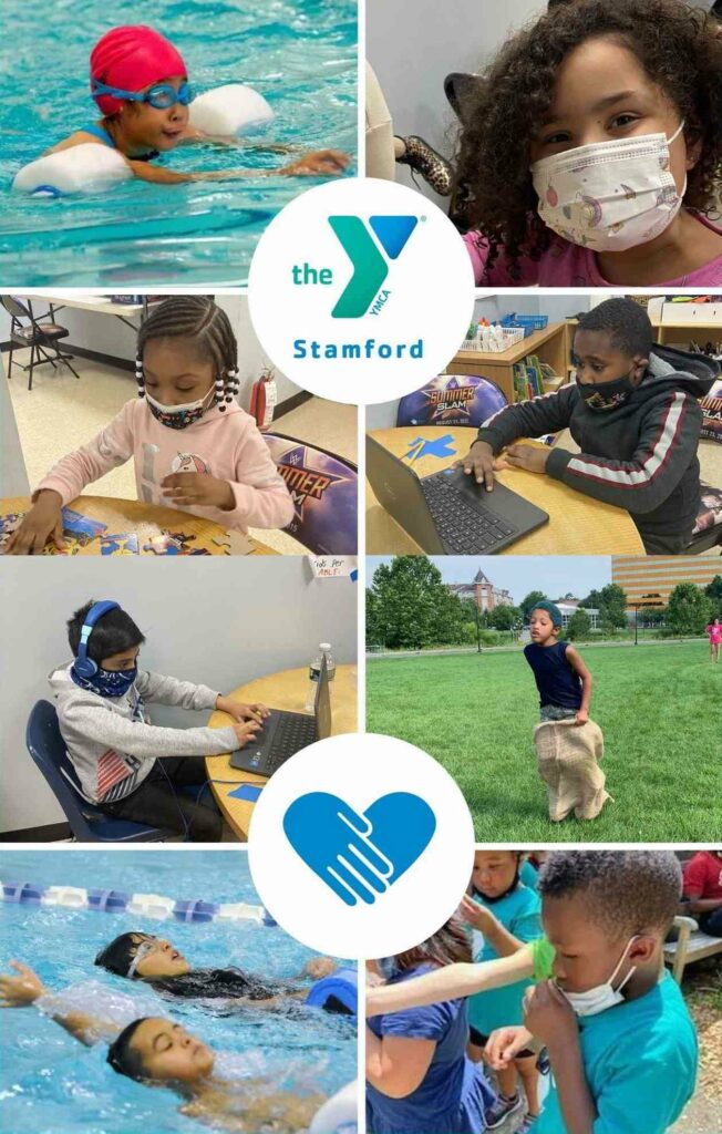 · In order to have fun and thrive, kids need to feel both physically and emotionally safe. When you drop your child off at a Y day camp, you can rest assured that their total well-being will be nurtured and supported by caring Y staff who are committed to